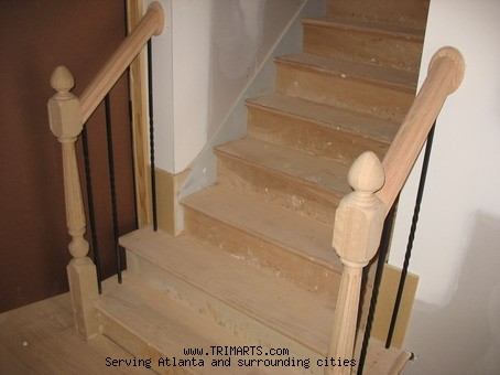Stair Posts