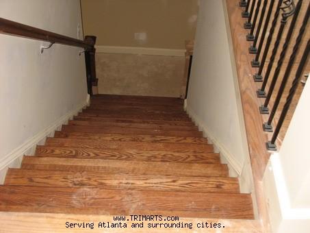 Basement Stair