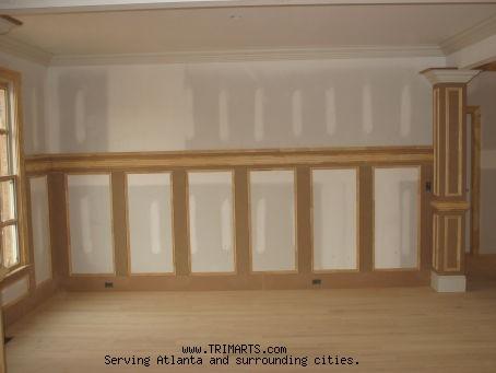 Dining Room Panels