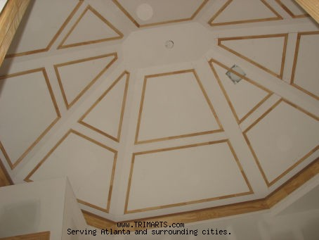 Master Bath Ceiling Boxes