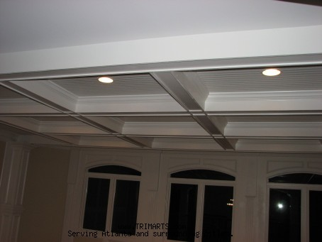 Coffer Ceiling 2