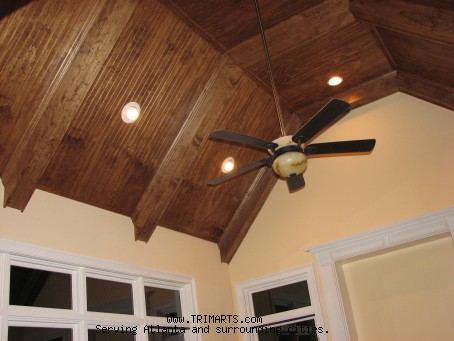 Vaulted Beams
