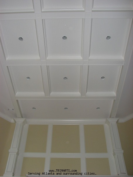 Coffer Ceiling 3