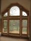 Arched Pediment Windows
