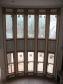 Living Room Windows Pediment