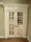 Pediment French Door