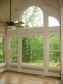 Radiused Window Pediment