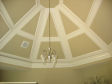 Vaulted ceiling bath thick boxes