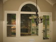 Arched Window w Door
